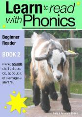 Learn to Read with Phonics - Book 2