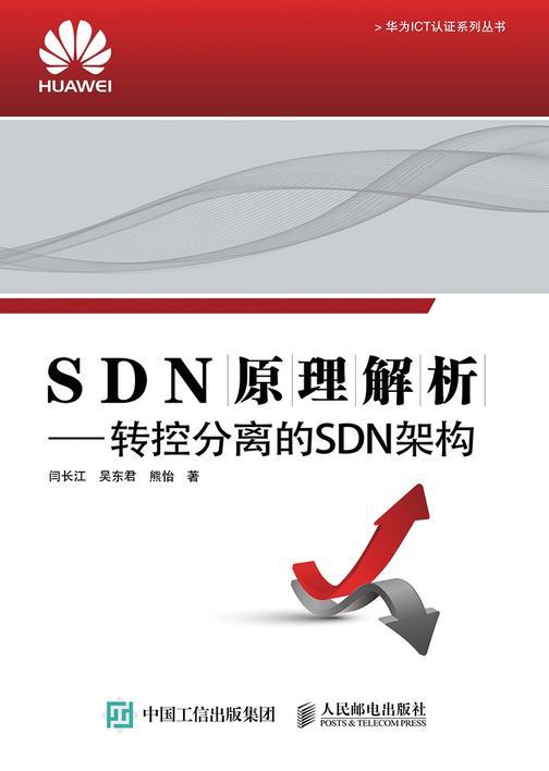 SDN原理解析  转控分离的SDN架构