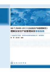 GBT 29490—2013《企业知识产权管理规范》理解及知识产权管理体系审核指南