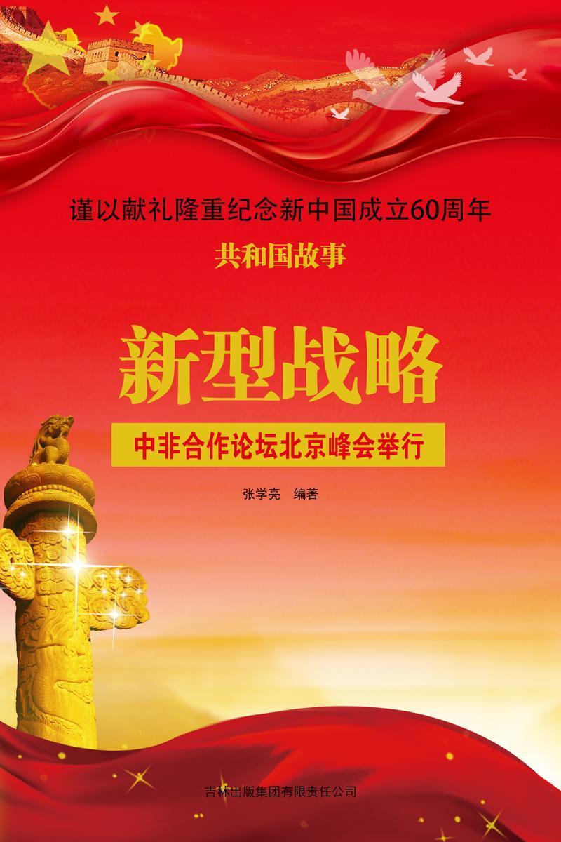 新型战略:中非合作论坛北京峰会举行