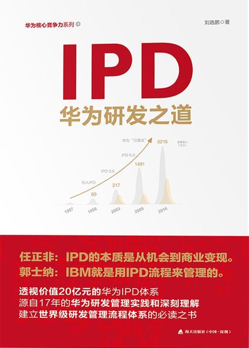 IPD:华为研发之道