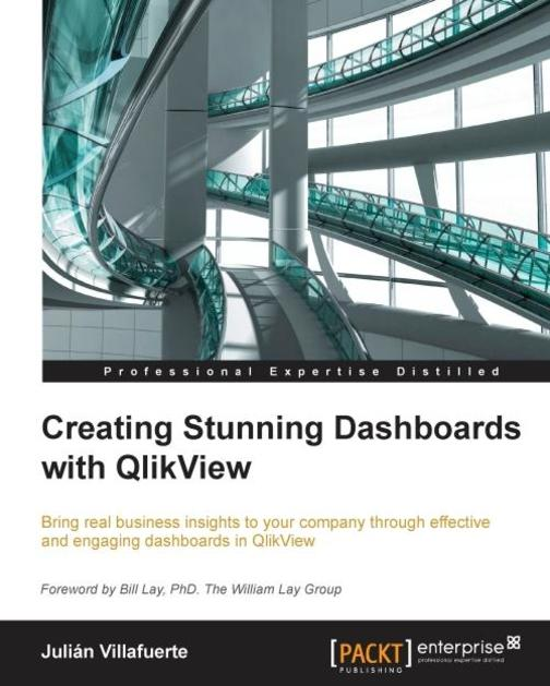 Creating Stunning Dashboards with QlikView