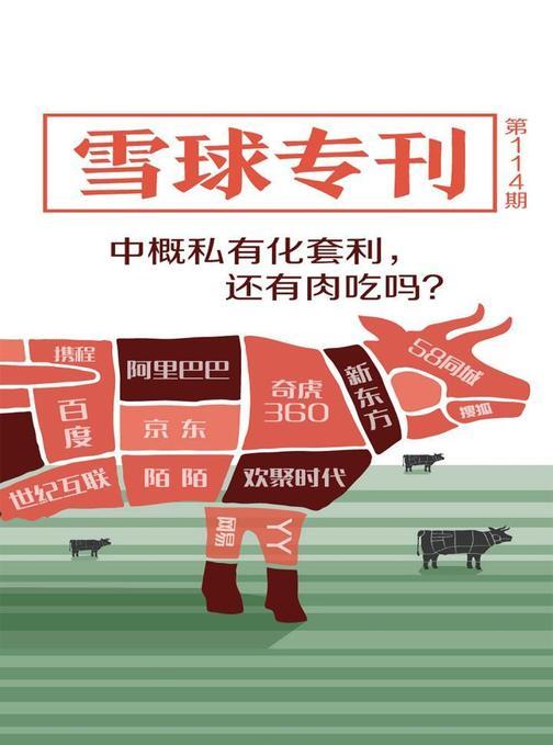 雪球专刊114期——中概私有化套利,还有肉吃吗?(电子杂志)