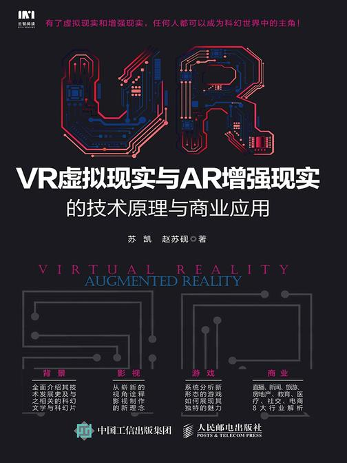 VR虚拟现实与AR增强现实的技术原理与商业应用