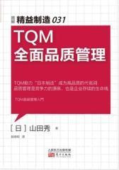 精益制造031:TQM全面品质管理