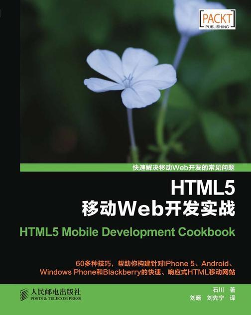 HTML5移动Web开发实战