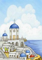圣托里尼:海岛攻略