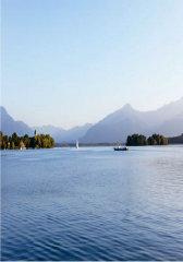 德奥湖区:湖上的日子
