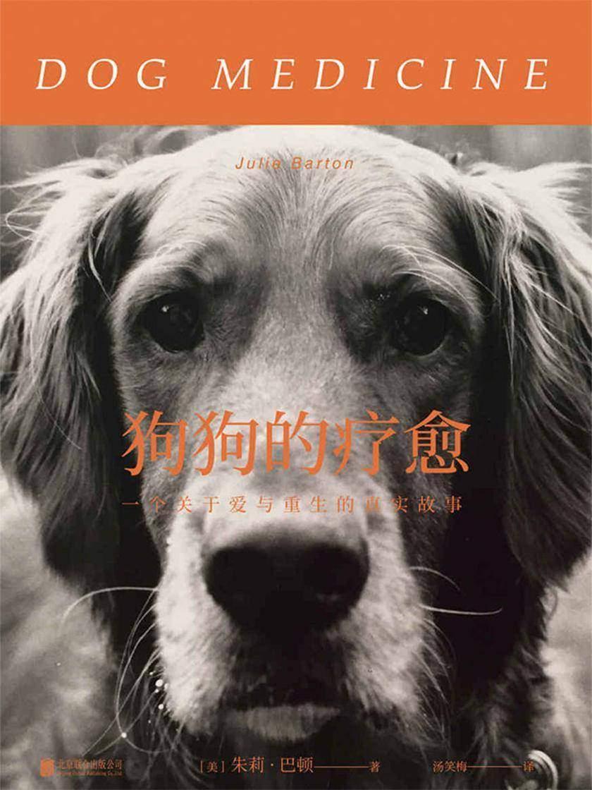 狗狗的疗愈(美版豆瓣Goodreads百万读者推荐。一部抑郁症患者的重生自述)