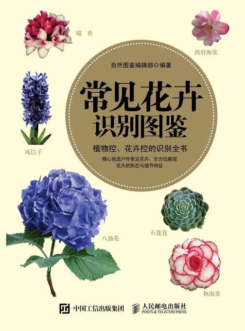 常见花卉识别图鉴