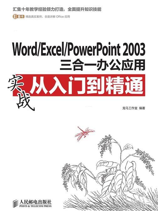 Word/Excel/PowerPoint 2003三合一办公应用实战从入门到精通(实战从入门到精通系列)