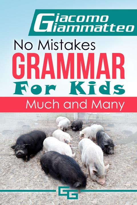 No Mistakes Grammar for Kids: Much and Many