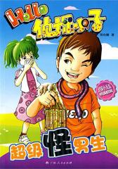 侦探小子丛书:超级怪男生