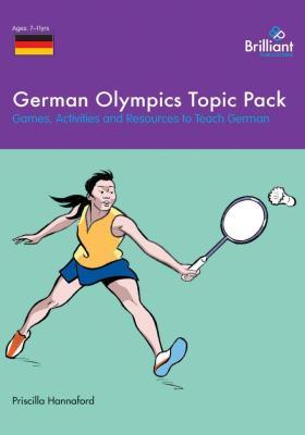 German Olympics Topic Pack