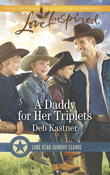 A Daddy For Her Triplets (Mills & Boon Love Inspired) (Lone Star Cowboy League,