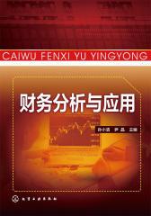 财务分析与应用