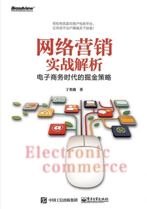 网络营销实战解析:电子商务时代的掘金策略