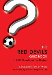 Red Devils Quiz Book