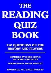 Reading Quiz Book