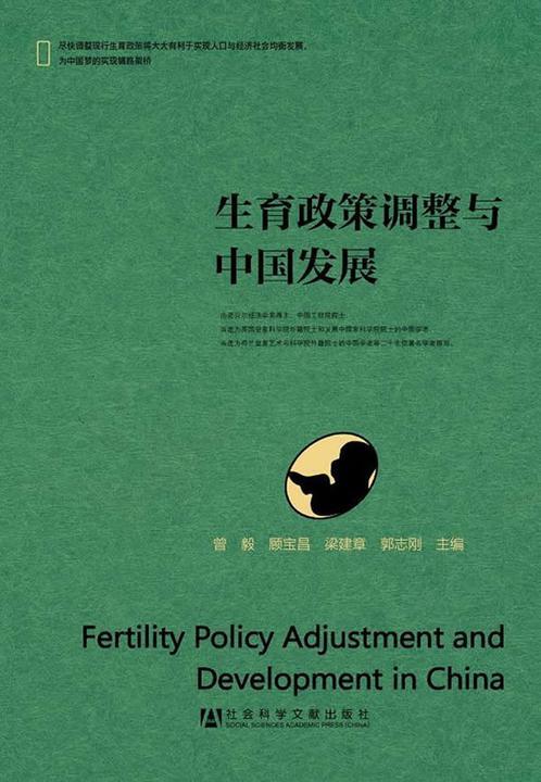 生育政策调整与中国发展
