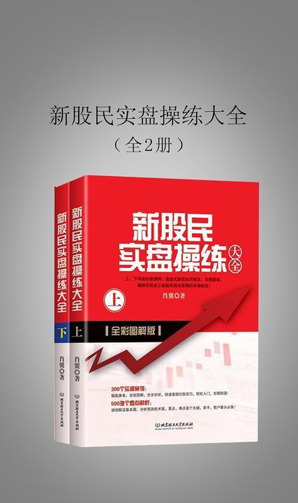 新股民实盘操练大全(全2册)