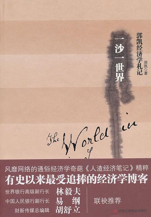 一沙一世界(郭凯经济学札记)