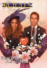 Royals: Kate Middleton and Prince William- Anniversary Edition #GN