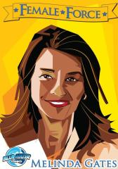 Female Force: Melinda Gates #1