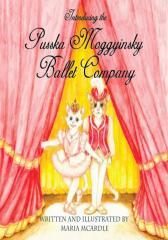 Introducing the Pusska Moggyinsky Ballet Company