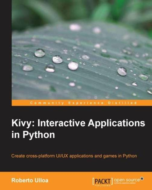Getting Started with Kivy