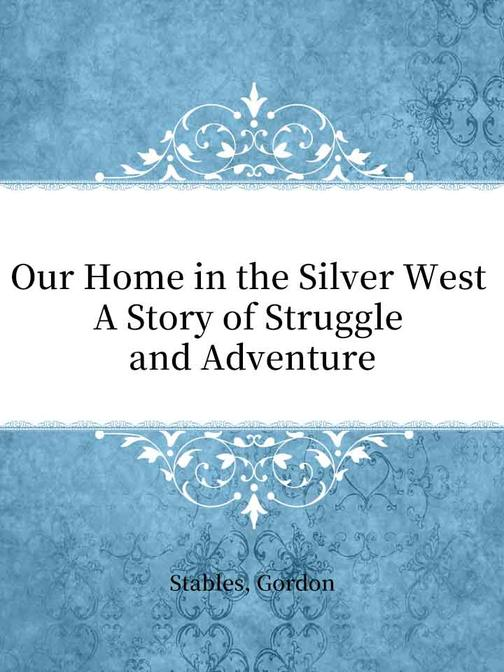 Our Home in the Silver West A Story of Struggle and Adventure