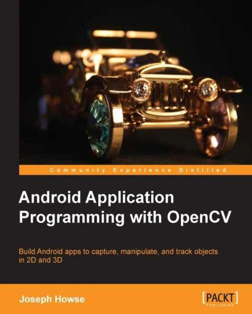 OpenCV Android Application Programming