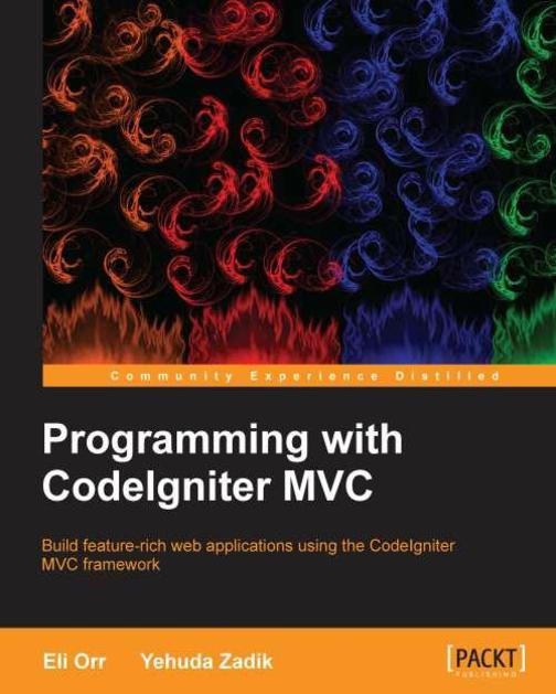 Programming with CodeIgniterMVC