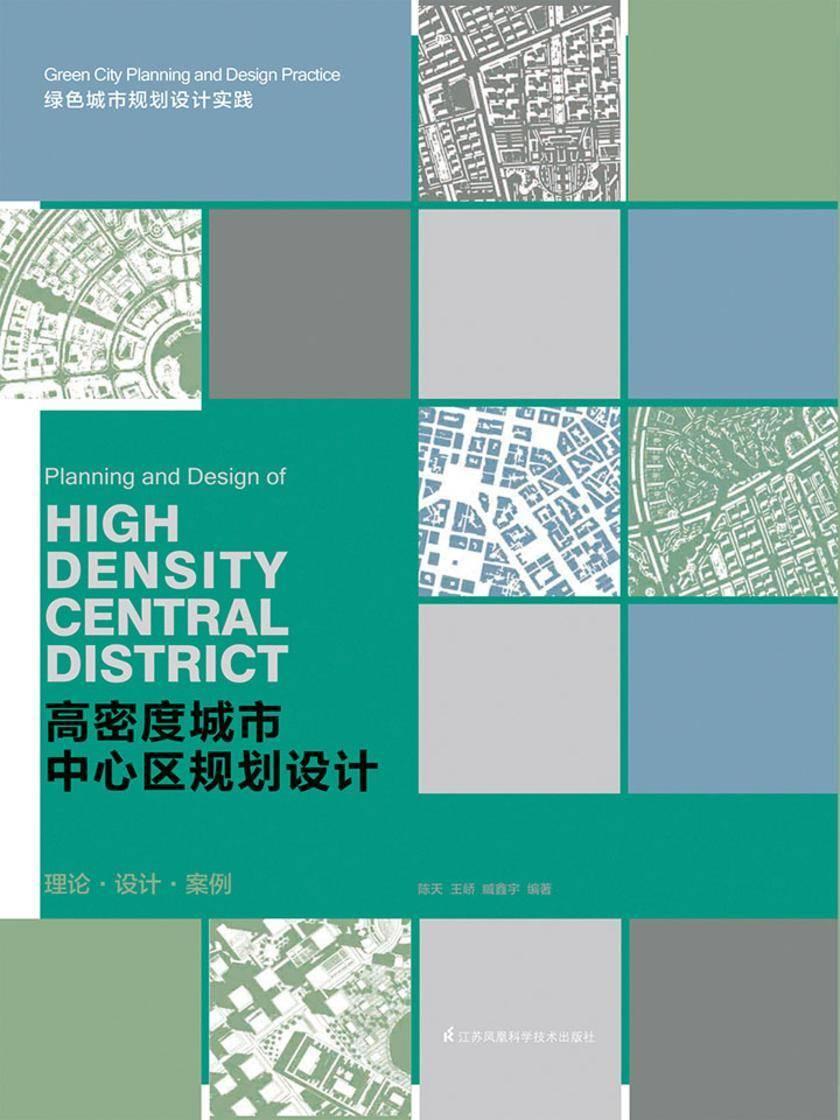 高密度城市中心区规划设计