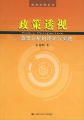 政策透视:政策分析的理论与实践