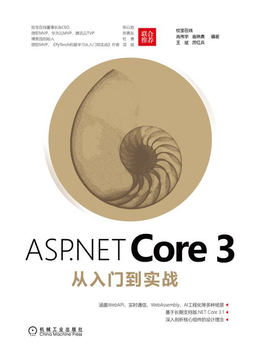 ASP.NET Core 3从入门到实战