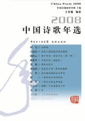 2008中国诗歌年选