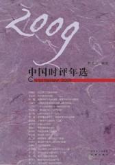 2009中国时评年选