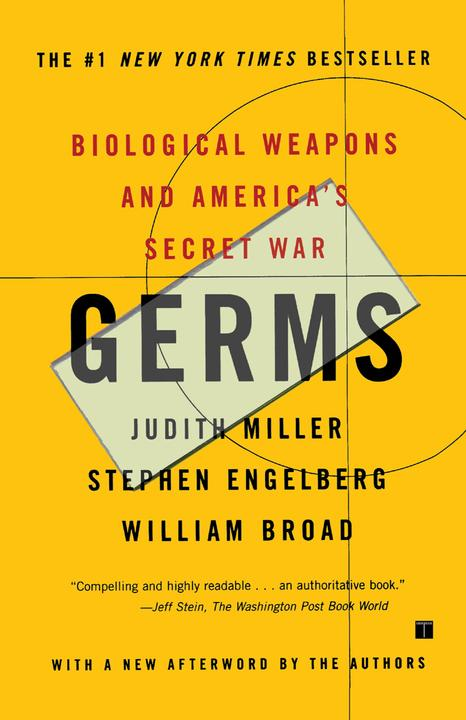 Germs:Biological Weapons and America's Secret War