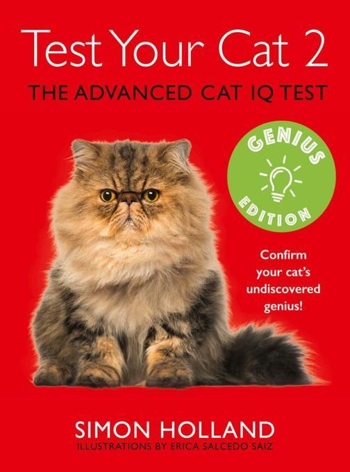 Test Your Cat 2: Genius Edition: Confirm your cat's undiscovered genius!