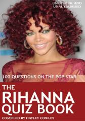 Rihanna Quiz Book