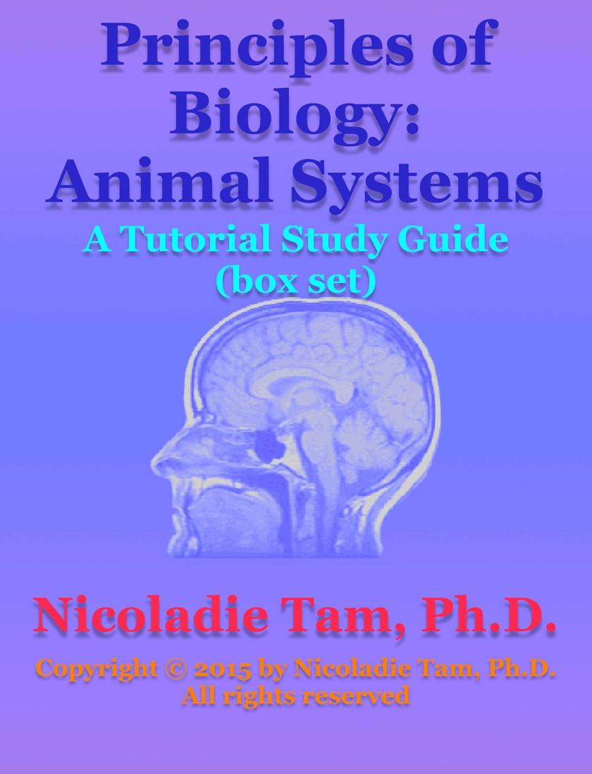 Principles of Biology: Animal Systems: A Tutorial Study Guide (box set)