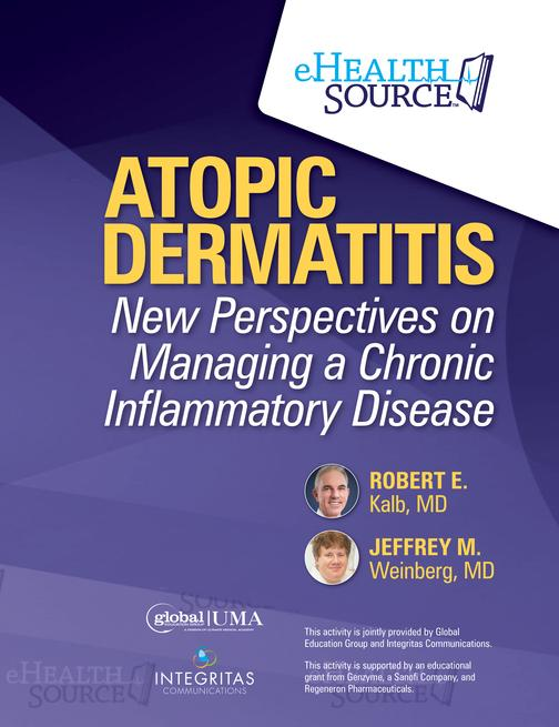 Atopic Dermatitis: New Perspectives on Managing a Chronic Inflammatory Disease