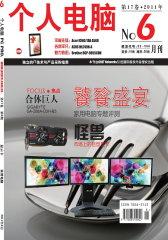 个人电脑 月刊 2011年06期(电子杂志)(仅适用PC阅读)