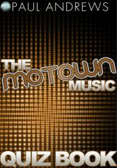 Motown Music Quiz Book