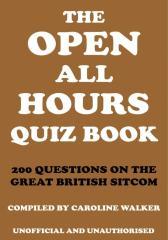 Open All Hours Quiz Book