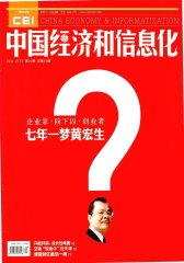 中国经济和信息化 半月刊 2011年20期(电子杂志)(仅适用PC阅读)