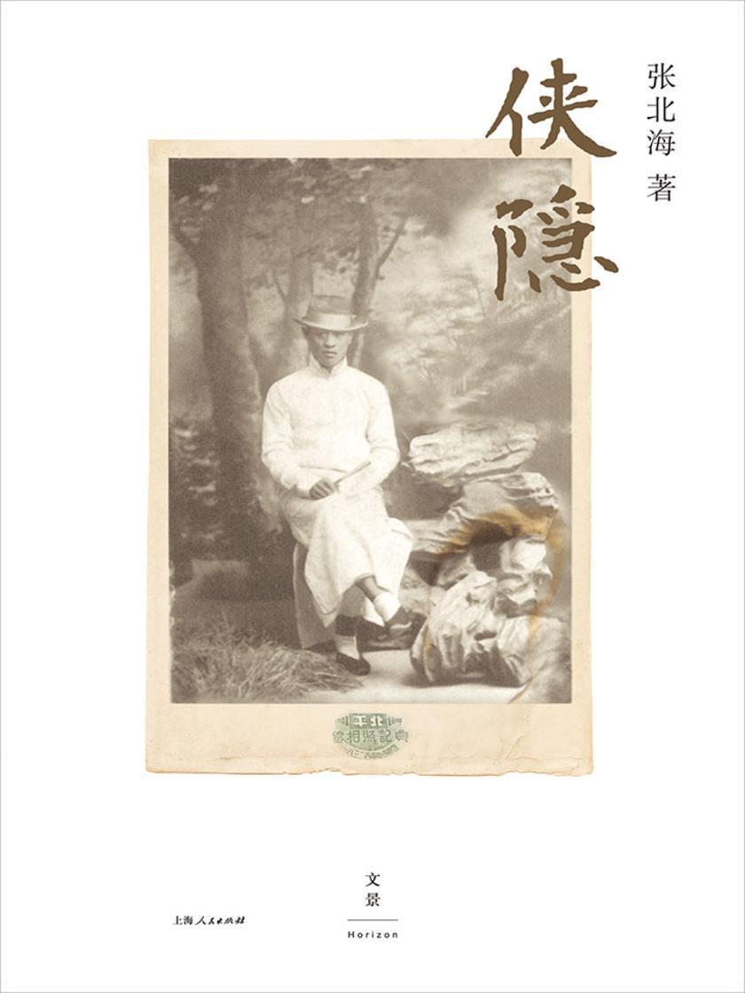 侠隐(电影《邪不压正》原著)