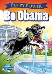 Puppy Power: Bo Obama