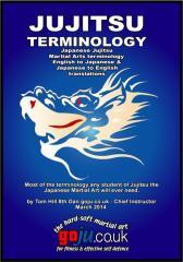 Jujitsu Terminology